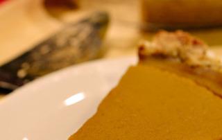Pumpkin PIe - Plant-based Recipes for a Gluten-free Diet