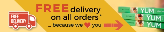 Free delivery in Canada and the Continental USA