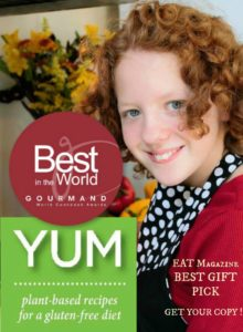 2016 EAT Magazine Best Gift Pick & Gourmand BEST IN THE WORLD WINNER