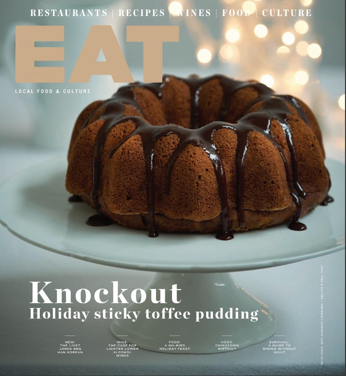 YUM Chosen by EAT MAGAZINE as a TOP Holiday Gift Pick!!!