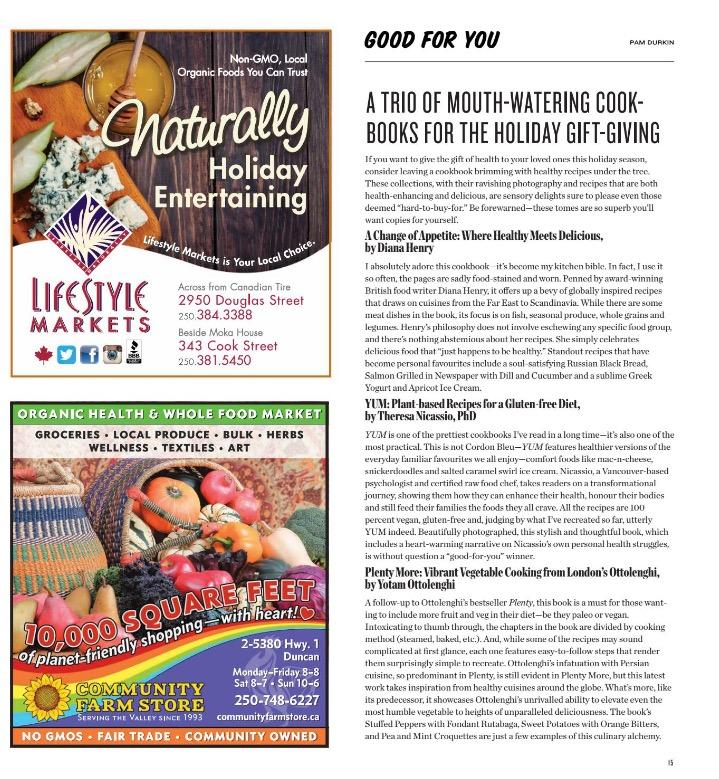 EAT Magazine Chooses YUM-2016 Best Gift Picks