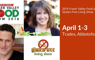 Fraser Valley Food and Gluten-Free Show 2016