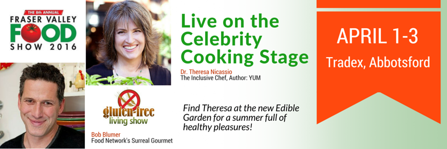 Fraser Valley Food and Gluten-Free Living Show