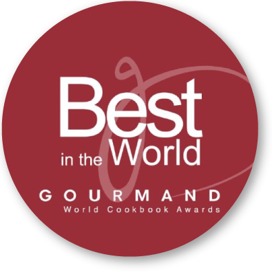 2016 Gourmand Best in the World 2nd Best Diet Book
