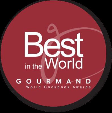 2016 Gourmand Best in the World 2nd Best Diet Book