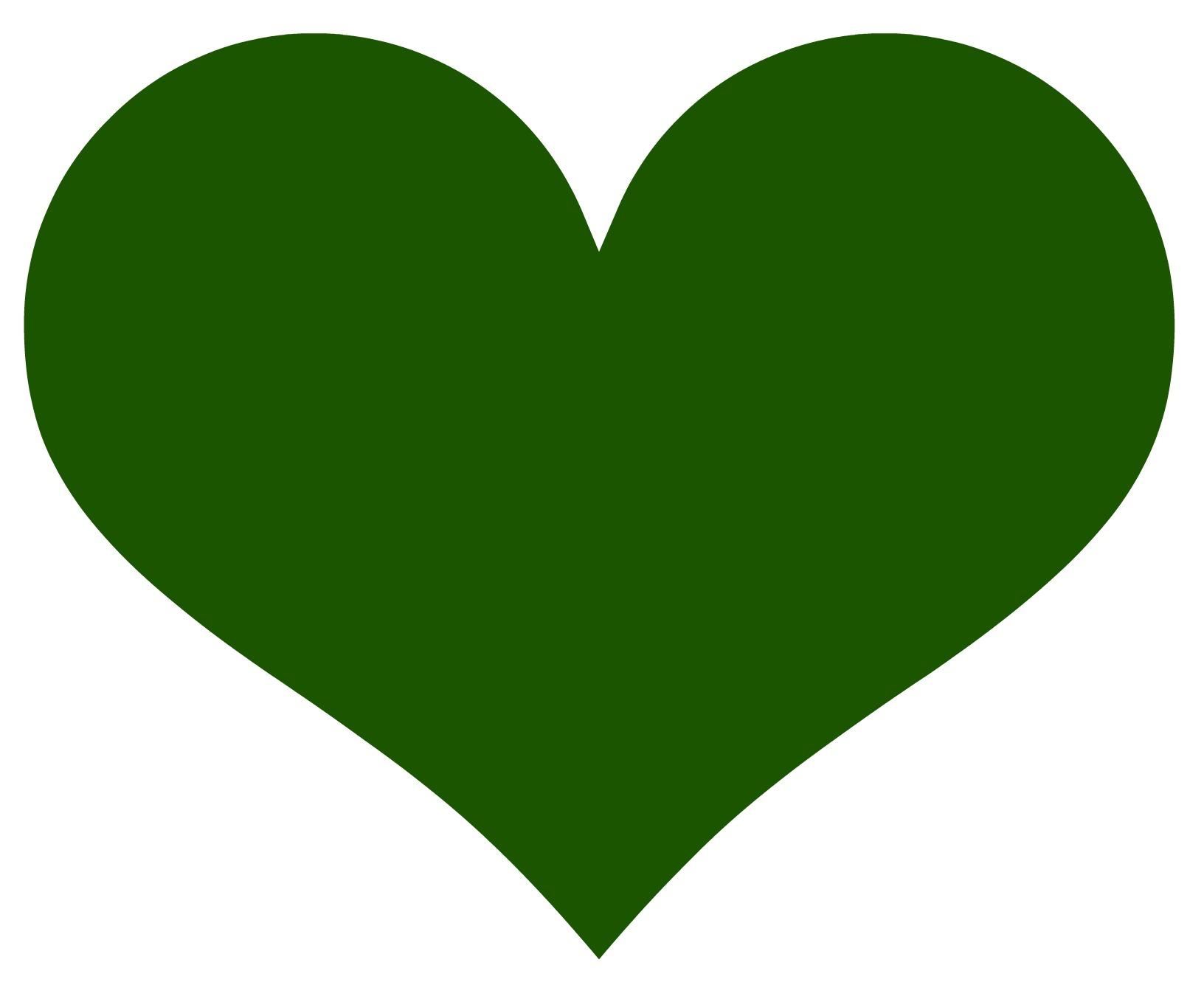 Green Heart Image