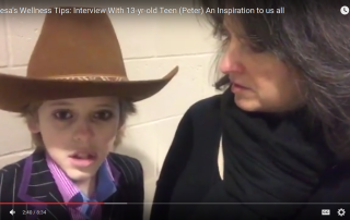 Interview with Peter about Food Dec 2015