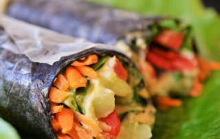 Nori Rice Wraps-S