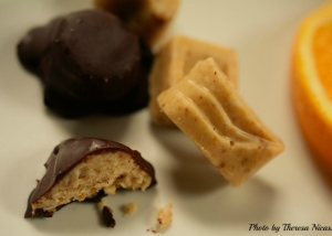 Peanut Butter Coconut Melts