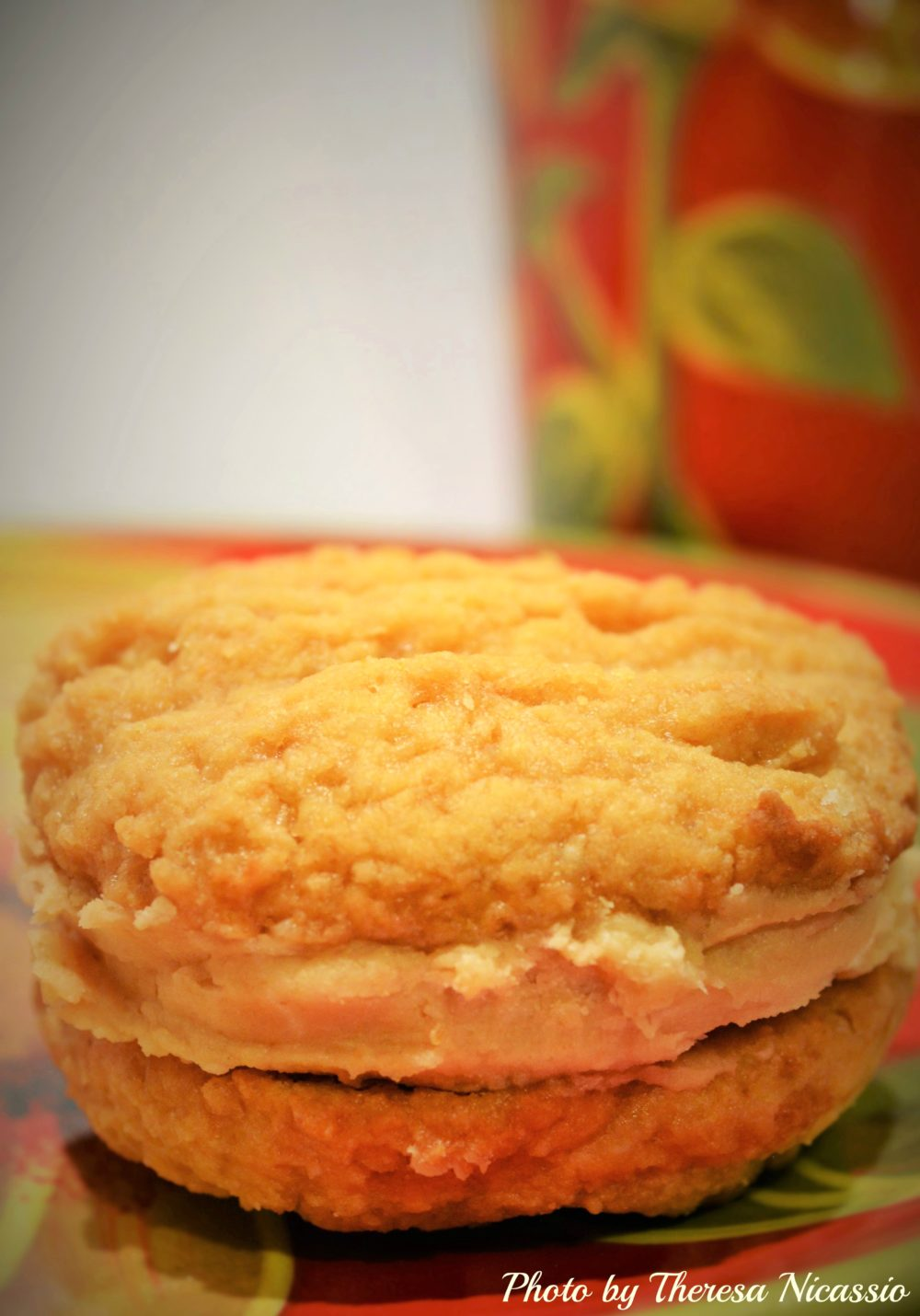 YUM Gluten-Free Peanut Butter Cookie Sandwich