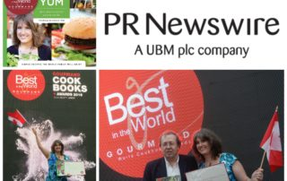 "YUM: Plant-Based Recipes For A Gluten-Free Diet Wins A Gourmand ""Best In The World"" Cookbook Award (Best Diet Book, 2nd) - 10,000+ Entries