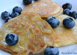 Fluffy & Delicious...as pancakes are meanth to be!