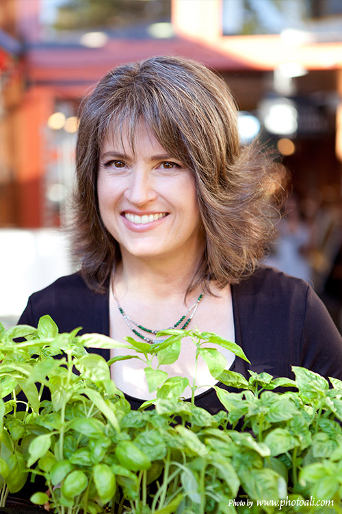 Author of YUM: Dr. Theresa Nicassio