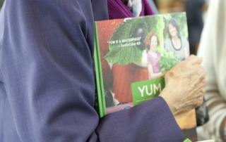 YUM in Hand