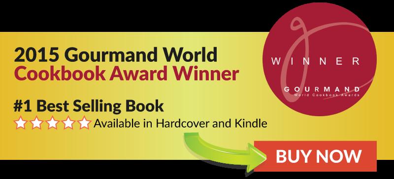 2015 Gourmand World Cookbook Award Winner